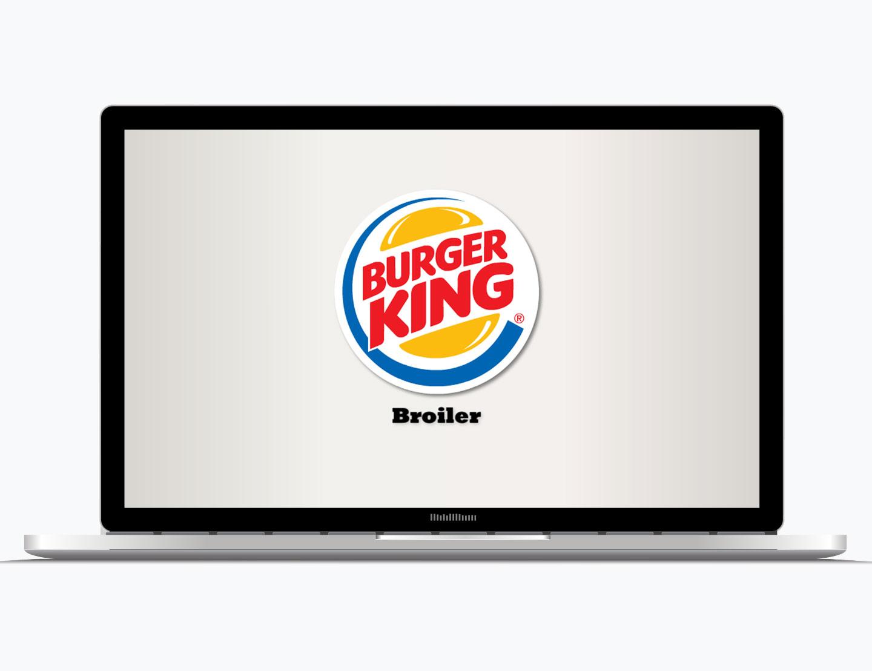Burger King - Elearning Portfolio
